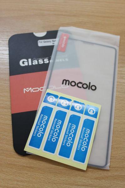 Защитное стекло Samsung Galaxy Note 4 Full Cover (Mocolo 0,33мм)