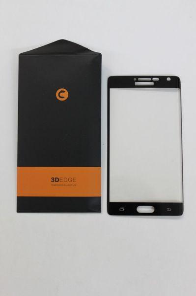 Защитное стекло Samsung Galaxy Note Edge 3D Full Cover Black (Mocolo 0.33mm)