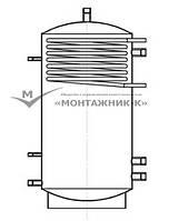 Буферная емкость модели БЕМ-2-1000