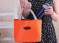 Термосумка для еды, сумка-холодильник разные цвета