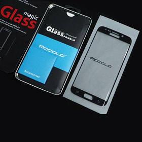Защитное стекло Samsung Galaxy S6 Edge 3D (Mocolo 0,21мм)