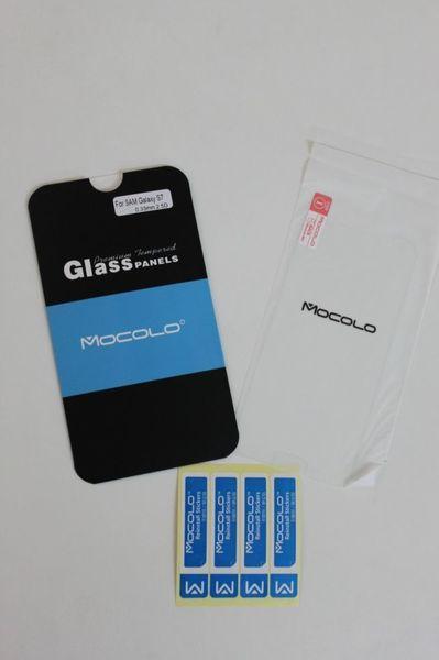 Защитное стекло Samsung Galaxy S7 (Mocolo 0,33мм)