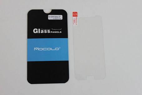 Защитное стекло Samsung Galaxy S7 (Mocolo 0,33мм), фото 2