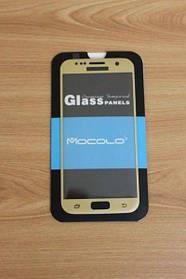 Защитное стекло Samsung Galaxy S7 3D (Mocolo 0,33мм)