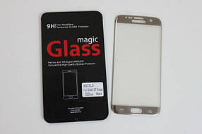 Защитное стекло Samsung Galaxy S7 Edge 3D (Mocolo 0,33мм)