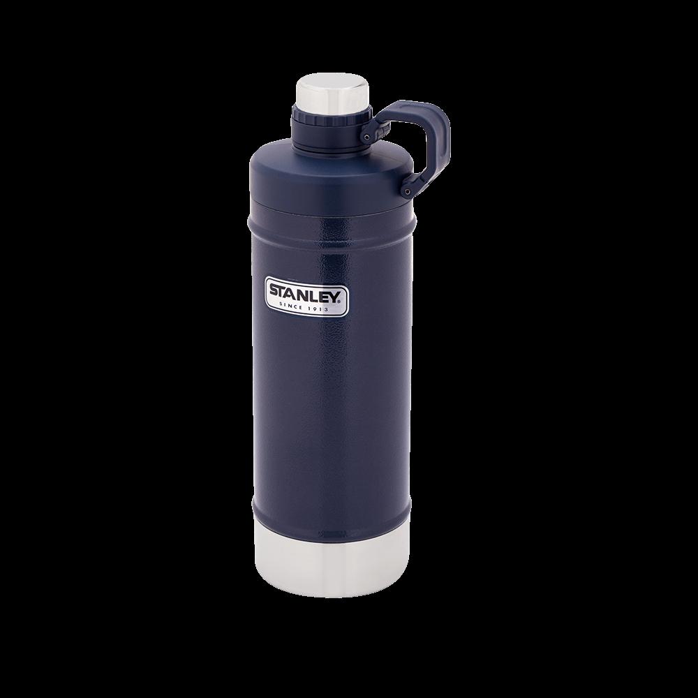 Термобутылка Stanley Classic Blue 0.62 л, темно-синяя