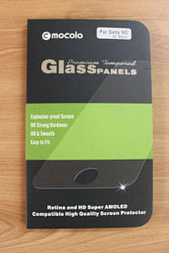 Защитное стекло Sony Xperia X Compact 3D (Mocolo 0.33 mm)