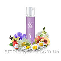 Духи Lambre № 07 (parfum в стиле LAURA от Laura Biagiotti) 1.2 ml