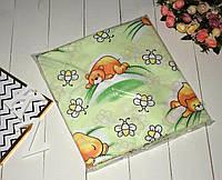 Постельный комплект 3 ед.Мишка с пчелами, цвета в ассортименте