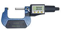 """Микрометр цифровой Shahe 25-50 мм / 0-1""""0.001 (5205-50)"""
