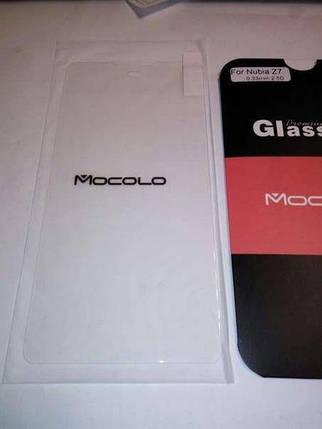 Защитное стекло ZTE Nubia Z7 NX506J (Mocolo 0.33mm), фото 2