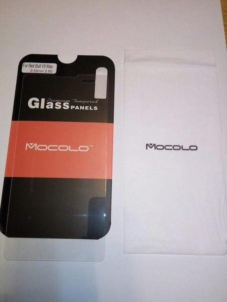Защитное стекло ZTE Red Bull V5 Max N958st (Mocolo 0.33mm)