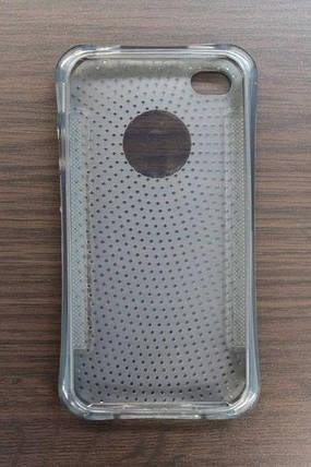 Силиконовый чехол Iphone 4/4s, фото 2