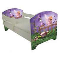 Детская кровать Oskar Звоночек 140 х 70 Baby Boo 100134
