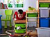 Как хранить детские игрушки в порядке?