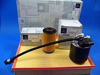 Комплект фильтров MB Sprinter 2.2CDI OM651 (воздушный/масляный/топливный)