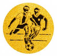 Наклейка на медаль Футбол
