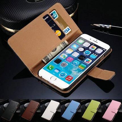 Кожаный чехол для Iphone 6/6S, фото 2