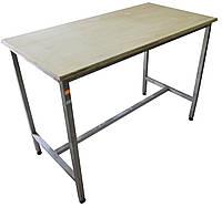 Стол для мучных работ из нержавейки ( 1200х600х850)