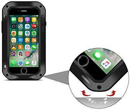 Противоударный чехол Love Mei Powerful для oPhone 7 Plus, фото 2