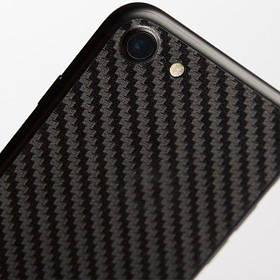 Защитная карбоновая пленка для iPhone 7/7s