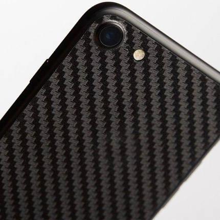 Защитная карбоновая пленка для iPhone 7/7s, фото 2