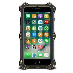 Противоударный чехол Love Mei MK2 для Iphone 7/7s