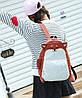 Большой тканевый рюкзак Мопс Лиса, фото 3