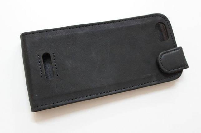 Кожаный чехол для FLY IQ4405, фото 2