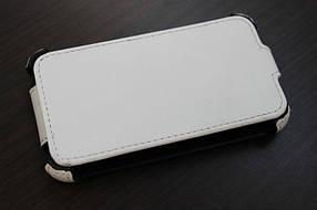 Кожаный чехол для Fly IQ434