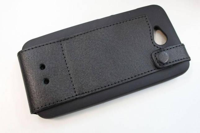 Кожаный чехол для HTC Desire 616, фото 2