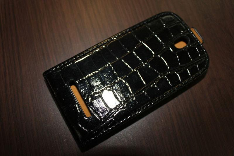 Кожаный чехол для HTC Desire SV