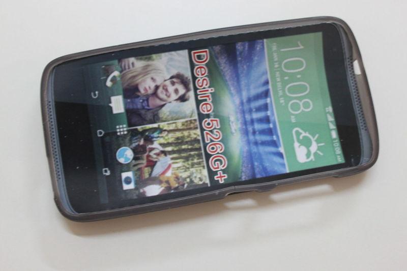 Силиконовый чехол HTC Desire 526G+