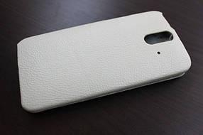Кожаный чехол для HTC One E8