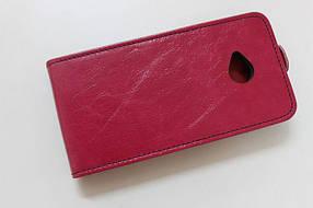 Кожаный чехол для HTC One 801e