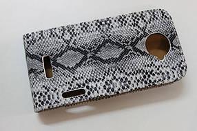 Кожаный чехол для HTC One X