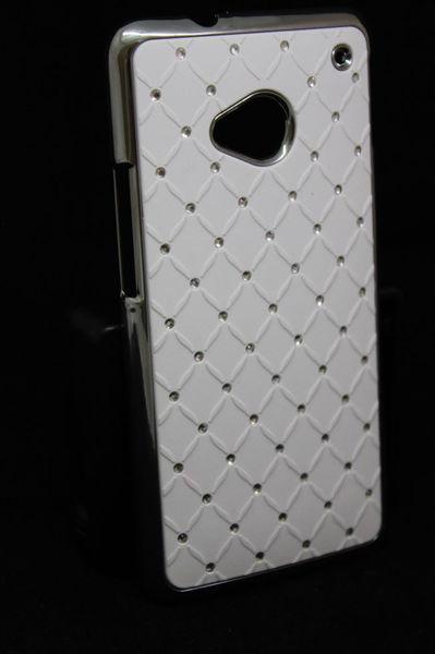 Кожаный чехол для HTC One M7