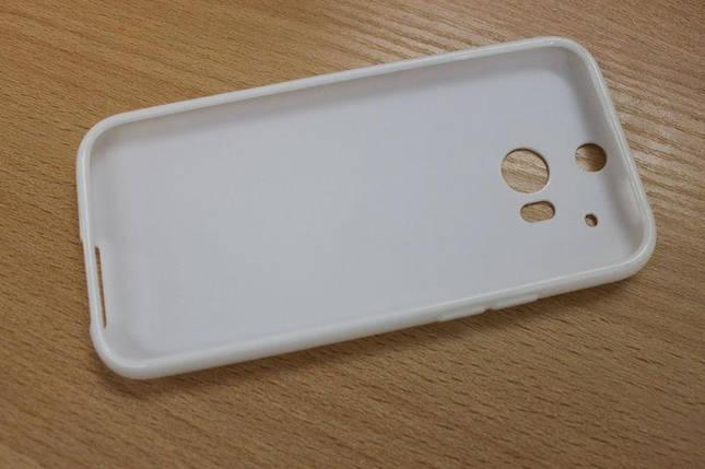 Силиконовый чехол HTC One M8, фото 2