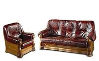 """Классический комплект мягкой мебели """"ANETA I, II"""" (3+1)"""