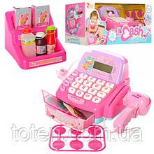 Кассовый аппарат 35505 с микрофоном и продуктами