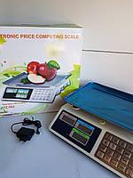 Весы электронные торговые YZ-982