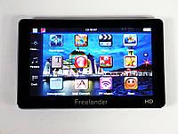 "7"" GPS навигатор Freelander G702 4Gb+FM, фото 1"