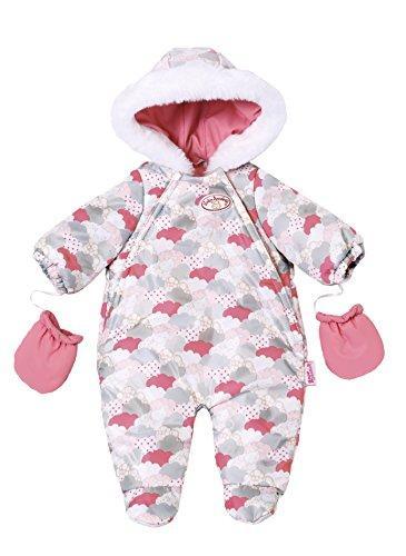 Одежда куклы Беби Борн Baby Born Делюкс Зимние морозы Deluxe Winterspass Zapf Creation