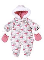 Одежда для куклы Baby Annabell Беби Анабель комбинезон Зимнее развлечение Winterspass Zapf Creation 700082