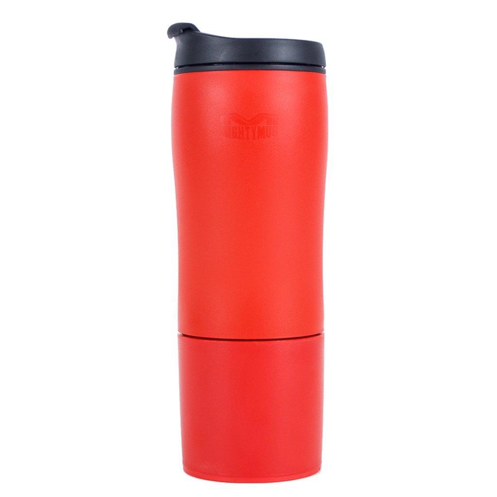 Не падающая кружка Mighty Mug Biggie Красная, фото 1