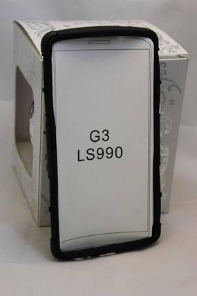 Противоударный чехол Heavy Duty для LG G3, фото 2