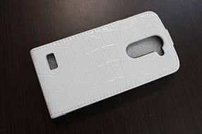 Кожаный чехол для LG L BELLO/D331/D335