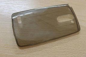 Силиконовый чехол LG L Prime Dual Chip D337