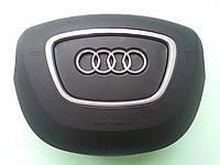 Подушка в руль. Заглушка руля Audi A6 3 спицы модель В