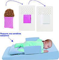 Многофункциональный матрасик для новорожденных с грелкой